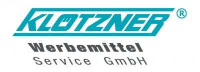 Logo - Klötzner Werbemittel Service GmbH