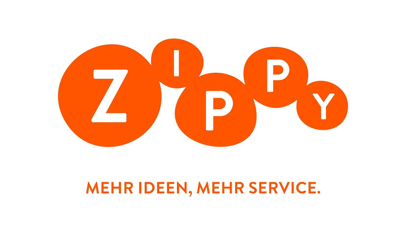 Logo - ZIPPY Werbemittel