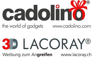 Logo - comTeam AG LACORAY