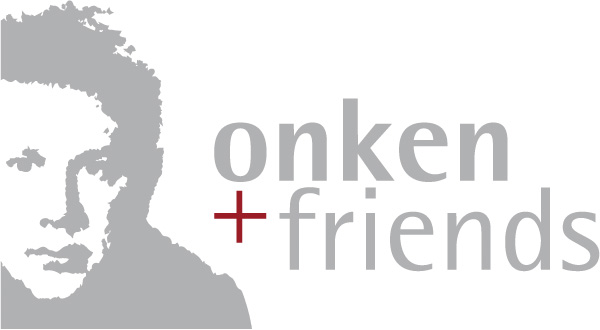 Logo - onken + friends