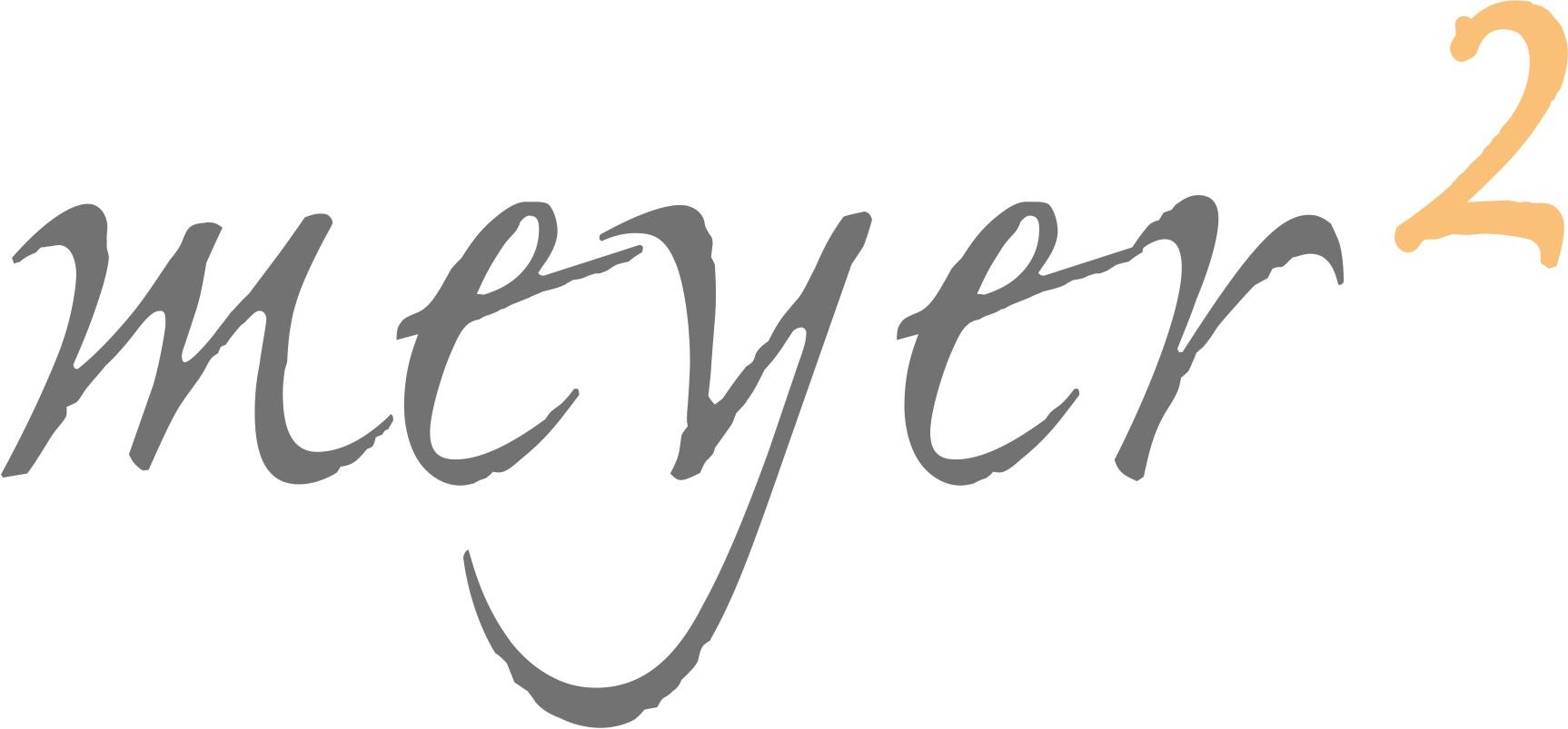 Logo - meyer2 Haptische Werbung